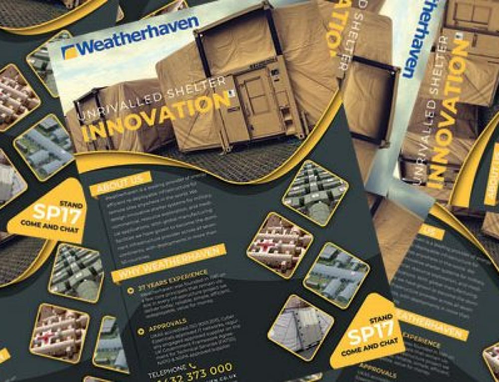 Weatherhaven Demonstrates HQSS At DVD2018