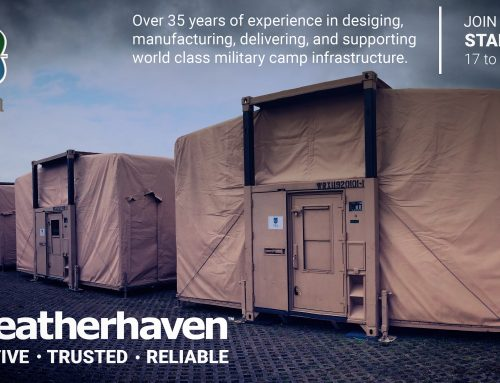 Weatherhaven At IDEX 2019